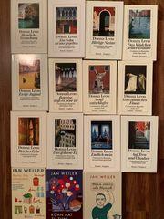 24 Bücher plus 8 Hörbücher