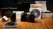 Fujifilm X-H1 Fujifilm XF 18-55