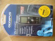 Diktiergerät Olympus VN-2100 PC