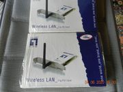 WLAN Karte PCI 108 MBPS