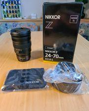Nikon Nikkor Z 24-70mm F