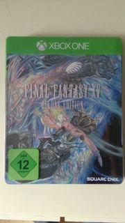 Xbox one Spiel final Fantasy