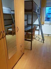Neue Hochbett- Kombeniert mit Schreibtisch