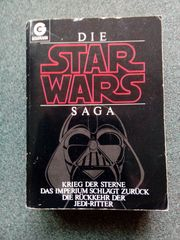 Buch Die Starwars Saga Krieg