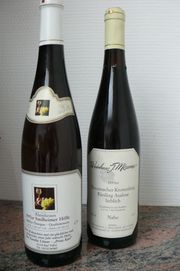 Wein 1997 1998 Riesling Müller-Thurgau