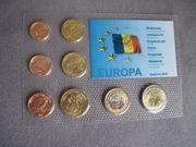 KMS Euro-Proben Münzensatz ANDORRA 2014