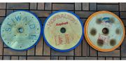 Eisstock-Sommerlaufplatten