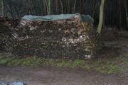 Brennholz trockenes Ofenholz gemischt mit