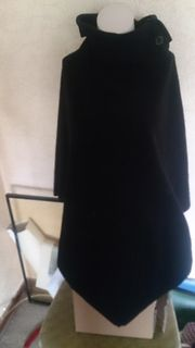 Kleid sehr lang schwarz gr