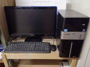 PC Computer Set von Philips