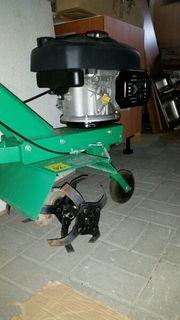 Gartenfräse Motor-Hacke