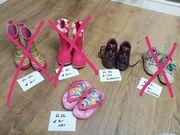 Mädchen Schuhe Gr 22