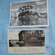 2 Historische Postkarten Neu Helgoland