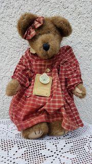 Sehr hochwertiges Sammler-Teddie-Mädchen Jette