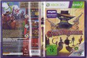 Xbox 360 Spiel Gunstringer inkl