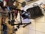 Roland E-Drumset TD3 KV Bundle