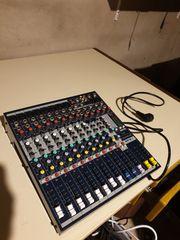 Mischpult Mixer 12 Kanal Soundcraft