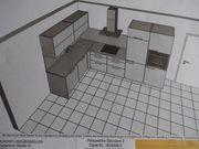 Neue Komplett-Küche inkl Montage von