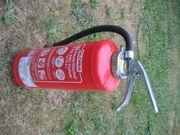 Feuerlöscher Gloria 6 kg ABC-Pulver