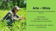 Seminare Workshops Kurse Waldbaden Kräuter