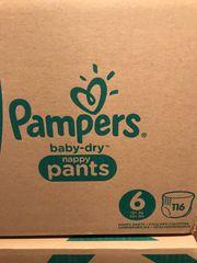 Pampers Pants Windeln 6er