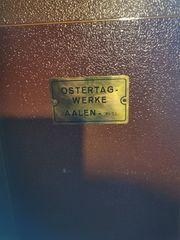 Tresor von Ostertag werke Aalen