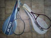 Yonex Tennisschläger - 2 Stück BUDAH