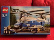 Lego City 4439 Polizeihubschrauber gebraucht