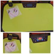 Vibrationsboard Ganzkörpertraining mit CD und