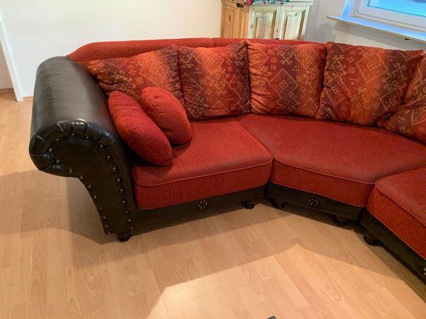 Couch Garnitur inkl Sessel