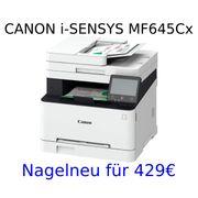 CANON i-SENSYS MF645Cx 4in1 Farb-Laserdrucker