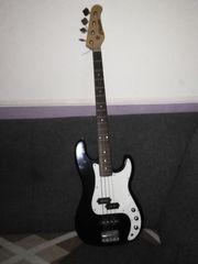 Bass E-Gitarre 4 Saitig