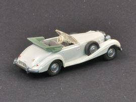 WIKING Mercedes 540 K grauweiß: Kleinanzeigen aus Freiberg Heutingsheim - Rubrik Modellautos