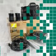 Nikon D800 DSLR-Kamera Schwarz Nur