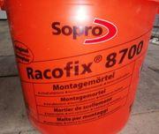 Racofix Montagemörtel 15KG von Sopro
