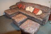 Schnäppchen MUSTERRING Couch Sofa mit