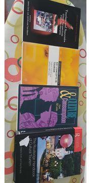 Biete 4 Bücher für das