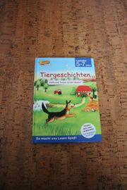 Kinder-Buch Tier-Geschichten 1 Lese-Stufe Erstleser