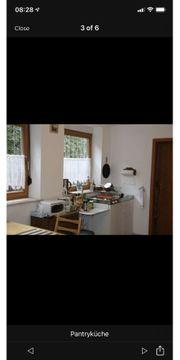 Helle 1-Zimmer Souterrain-Wohnung