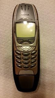 Nokia 6310 mit Original Mercedes