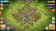 Clash of Clans Lvl 130