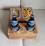 Der Sofabutler - Bier Kiste - Couch
