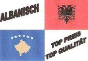 Günstig beglaubigt Übersetzung SERBISCH-MAZEDONISCH-KROATISCH-ALBANISCH