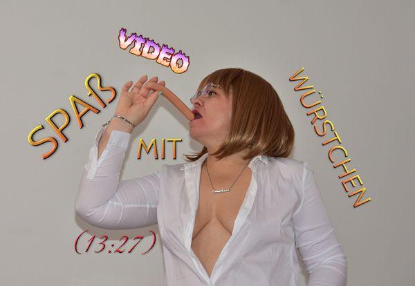 Video Spaß mit Würstchen und