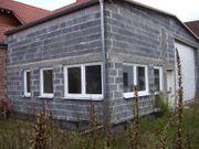 50 bzw 100 qm LKW-Garage