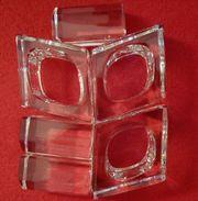 6x JR Riedel Kristall Glas
