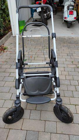 ABC Design Kinderwagen beige: Kleinanzeigen aus Steinweiler - Rubrik Kinderwagen