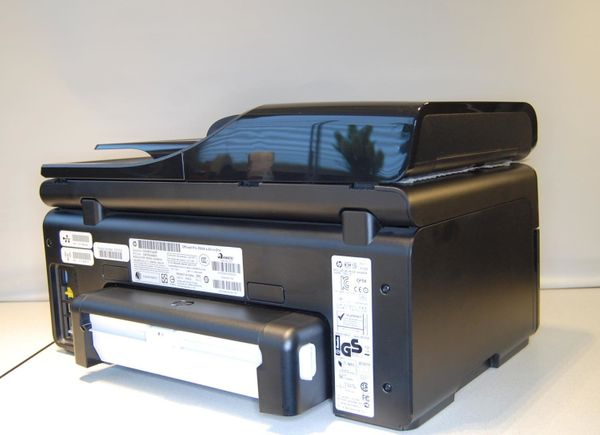 HP Officejet Pro 8500A Farb