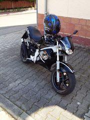 Gilera Moped Motorroller Roller Motorrad