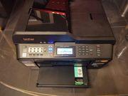 Brother MFC-J6910DW 4-in-1 Farbtintenstrahl-Multifunktionsgerät Drucker